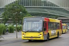 5176 30 barré (brossel 8260) Tags: belgique bus tec liege