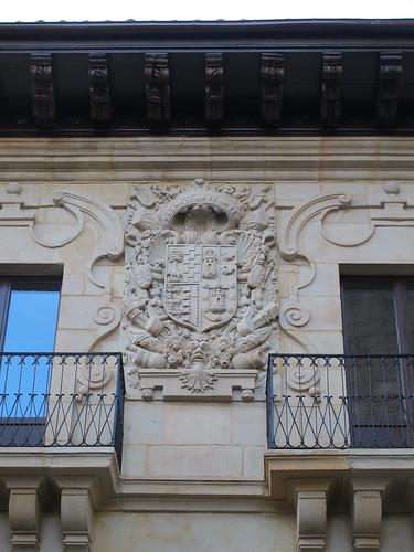 Casa Zuloaga - Escudo 2