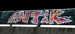 amsterdam graffiti (wojofoto) Tags: amsterdam nederland netherland holland graffiti streetart wojofoto wolfgangjosten antik