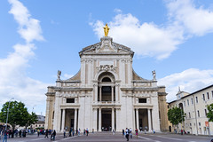 Basilica di Santa Maria degli Angeli (dcnelson1898) Tags: travel vacation italy family country tuscany montepulciano tuscan town walls assisi umbria church religion