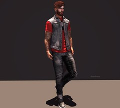 I will always be ME (AW02) Tags: sl secondlife photography outfit apparels mesh avi avatar events tmd equal10 themenjail mixandmatch style lotd kalback legalinsanity spotcat stealthic hysteria tattoo appliers 7prodigy prodigyink