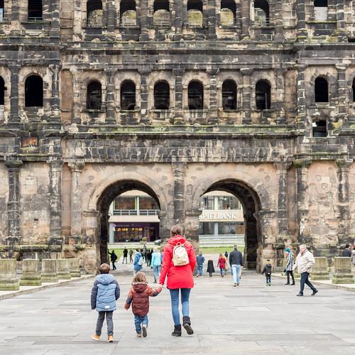 Trier. Porta Nigra