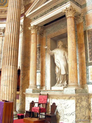 Пантеон, Рим, Італія InterNetri Italy 124
