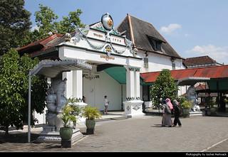 Kraton Ngayogyakarta Hadiningrat, Yogjakarta, Java, Indonesia