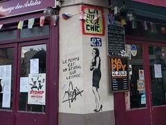 Miss-Tic (Piterpan23) Tags: streetart paris paris13 misstic