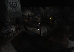 Entropy V's World Goth Day celebration headquarters. (v NaTaS v) Tags: goth gothic dark music event