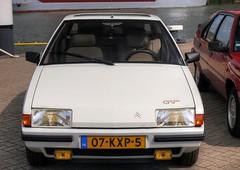 Citroën BX 19 GT (Skylark92) Tags: nederland nehterlands holland zuidholland southholland vlaardingen haven harbour citroen bx photoshoot tonemapped 07kxp5 1985 19 gt