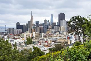 Ina Coolbrith Park, San Francisco