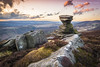 The Salt Celler [EXPLORED] (marc_leach) Tags: thesaltcellar derwentedge peakdistrict nationalpark highpeak rockformation sunset landscape canon