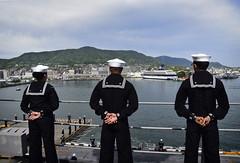 180426-N-RI884-0220 (U.S. Pacific Fleet) Tags: usswasp lhd1 sasebo usswasplhd1 japan jpn