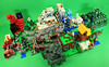 LEGO Minecraft 2018 sets combined - Plus some 2017 sets (BRICK 101) Tags: lego minecraft