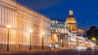 Saint Isaac's Cathedral | St. Petersburg, Russia