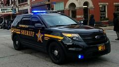 Delaware County Sheriff K-9 (Central Ohio Emergency Response) Tags: delaware county ohio sheriff police ford explorer suv k9 canine