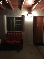IMG_9284 (f l a m i n g o) Tags: cottonwoodcourt motel santafe nm new mexico trip april 2018