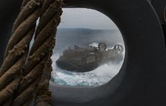 180426-N-BD308-0041 (SurfaceWarriors) Tags: usswasp sailors lcac usswasplhd1 sasebo japan