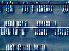 depot (miemo) Tags: dji mavic mavicpro pasila abstract aerial bus city depot drone europe finland helsinki minimalism parked parkinglot spring topdown transportation uusimaa fi