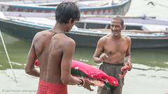 Bath-5.jpg (Karl Becker Photography) Tags: india varanasi nikon ganges river bath boy youngman shirtless