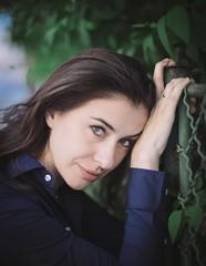 Milena (Pavel Valchev) Tags: fd fdn 50mm vsco portrait woman sofia a7ii emount ilce adapted manual mf 14 bokeh sony kf spring photo lightroom photoshop