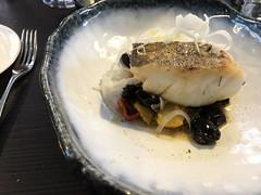 London, Spring 2018 (hansziel99) Tags: iphone7 apple london uk gb greatbritain grosbritannien 2018 spring food seafood cod