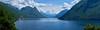 Lugano lake (prakharamba) Tags: lugano lake gandria luganolake switzerland italy nikon d750 panorama water mountain alps