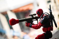 Rocket Punch (jokerjester_campos) Tags: deadpool marvel marvellegends toyphotography acba