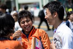 About to begin (tokyobogue) Tags: tokyo japan shinjuku nikon nikond7100 d7100 tokina tokina100mmf28atxprod people street life candid colours city streetphotography flickrfriday saycheese