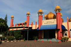 Masjid Al Hana, Kuah, Langkawi, Malaysia (Fedor Odegov) Tags: mosque masjid al hana kuah langkawi island malaysia islam muslim