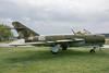 Mikoyan-Gurevich MiG 17F, Luftfahrtmuseum Finowfurt (Peter Cook UK) Tags: finow mikoyan aircraft f sammlung aviation museum gurevich germany luftfahrthistorische 17 mig ddr gdr luftfahrtmuseumfinowfurt