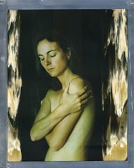 C. (denzzz) Tags: portrait polaroid impossibleproject polaroidoriginals 8x10 largeformat experiment filmphotography instantfilm analogphotography intrepidcamera fujinonc 300mm
