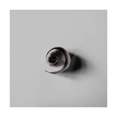 . (Velaeda) Tags: papier bw minimal sw schwarzweis