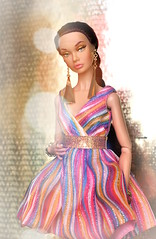 Poppy Parker Golden Holiday (daniela.markovna) Tags: poppy parker golden holiday fashion royalty doll integrity