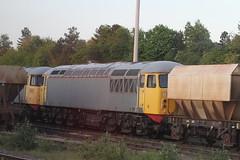 56104 LEICESTER 190518 (David Beardmore) Tags: 56104 class56 fastline dieselengine diesellocomotive dieselelectric britishrail