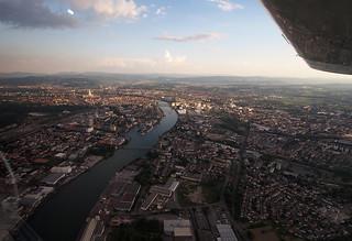Basel von oben