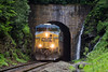 Ridge Tunnel (Peyton Gupton) Tags: csx csxt br blue ridge altapass clinchfield