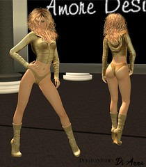 Barbarella 2018 :) (anna.ergenthal) Tags: secondlife fashion mode moda beauty sexy ootd