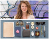 Tabitha Diptych (J Trav) Tags: persona diptych whatsinyourbag thingsorganizedneatly portrait essentials photoseries items collections showusthecontentsofyourbag theitemswecarry