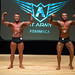 Classic Physique Master - 2nd Antonio Coulombe 1st Enevid Diaz