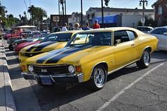 Show & Go Car Show for Charity 2018 (USautos98) Tags: 1971 chevrolet chevy chevelle ss hotrod streetrod custom