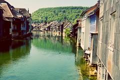 Ornans (catoche1988) Tags: paysage eau water pont