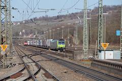 BLS Re 485 005 Weil am Rhein (D) (daveymills37886) Tags: bls re 485 005 weil am rhein baureihe cargo traxx