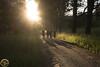Walk (Photo-Genie SA) Tags: walk family sun flare color away