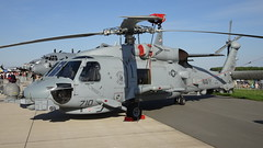 ILA - Berlin Airshow 2018 (Neuwieser) Tags: ila 2018 berlin airshow schönefeld sikorsky mh60r seahawk usn hsm72 united states navy luftfahrt messe expo trade aviation aircraft jet jets helicopter heli