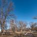 Campsites at Buffalo River State Park, Minnesota