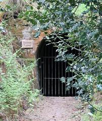 Somme Tunnel (Badly Drawn Dad) Tags: geo:lat=5257416583 geo:lon=294910195 geotagged gbr shropshire unitedkingdom oldleadmine thebogvisitorcentre