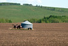 How green is my valley (lindakatee) Tags: rollinghills ranchland greenvalley oldequipment