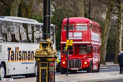 AEC ROUTEMASTER London England 2018 (seifracing) Tags: aec routemaster london england 2018 seifracing spotting services emergency europe traffic trucks cars car vehicles voiture britain british seif photography