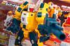 DSC_0876 (Quantum Stalker) Tags: takara hasbro transformers tomy legends destron decepticons headmaster weirdwolf mindwipe skullcruncher crocodile wolf bat transtector japanese clouder doubldealer powermaster titans return