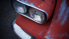 Packard (jtr27) Tags: dsc00320e jtr27 sony alpha alpha7 a7 ilce7 ilc ilce mirrorless canon fd fdn nfd 50mm f14 manualfocus packard chrome rust classic antique vintage junk car auto automobile