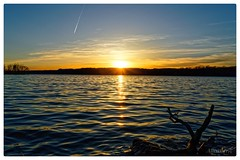 Cootes Paradise Sunset (AncasterZ) Tags: sunset princesspoint cootesparadise