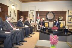 Secretary Pompeo Meets With King Abdullah in Jordan (U.S. Department of State) Tags: mikepompeo amman jordan aymansafadi kingabdullahii